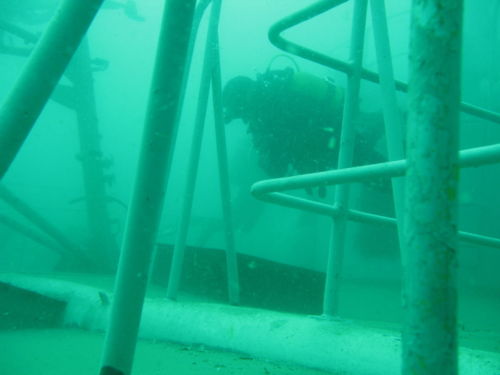wreck diving Portugal 12
