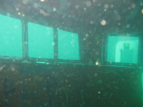 wreck diving Portugal 3