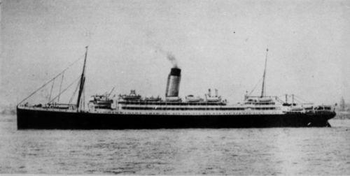 SS Laurentic